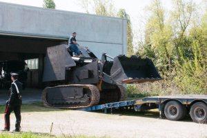 Venice Tank,